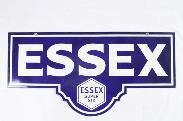 Original Hudson Essex Super 6 DSP Sign