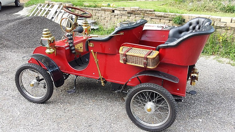 1903 Ford Automobile