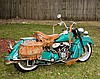 1948 Indian Road Master Motorcycle