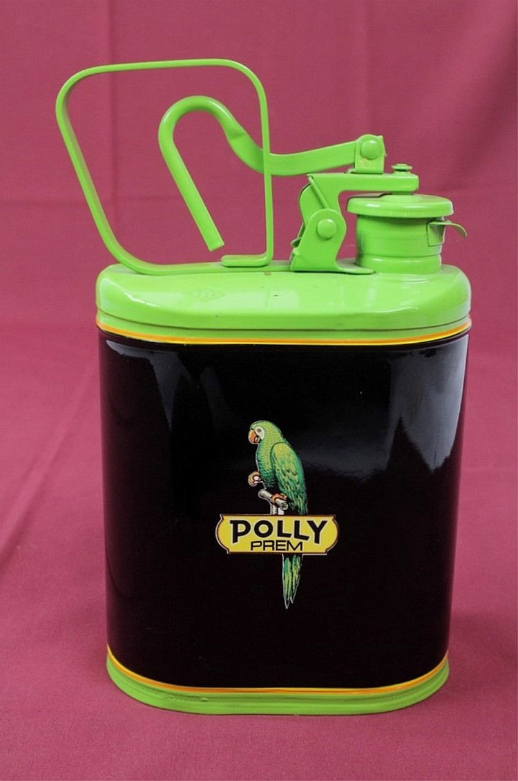 Polly Prem. 1 Gallon Gas Can