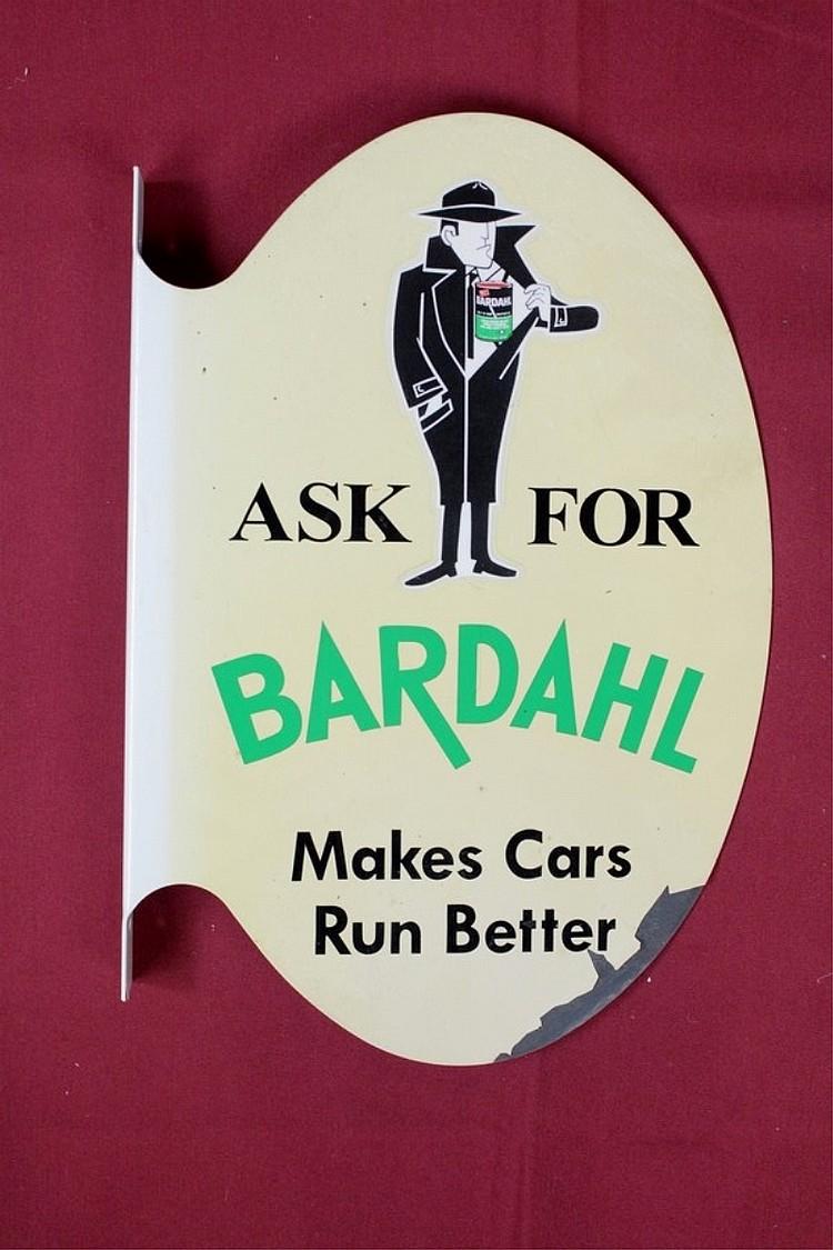 Bardahl Motor Oil Flange
