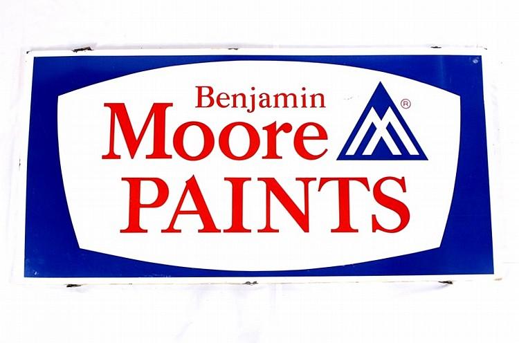 Benjamin Moore Paints SSP Sign
