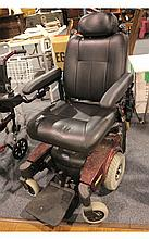 Invacare Pronto Sure Step Motorized Wheelchair