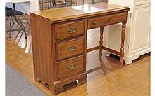 4-Drawer Modern Wood Office Desk
