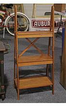 Ladder-Style Wooden Plant Stand