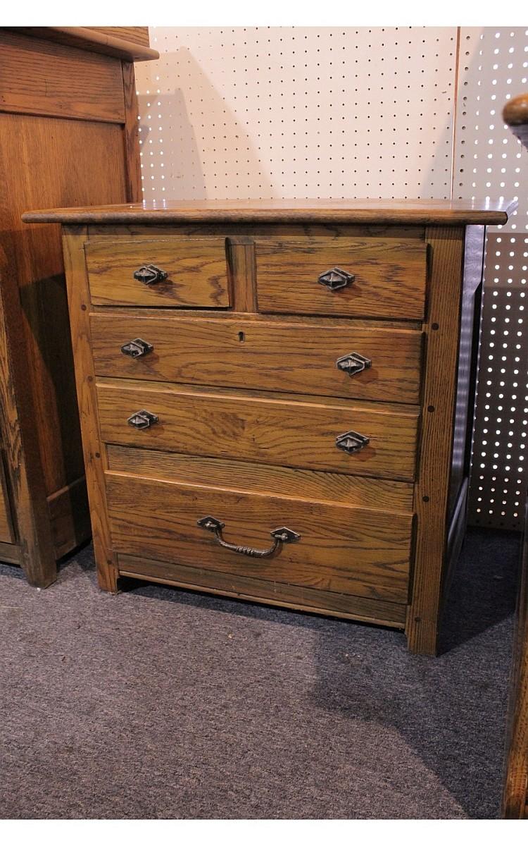 4 drawer wooden nightstand. Black Bedroom Furniture Sets. Home Design Ideas