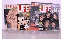 Lot of 2 Vintage Magazines