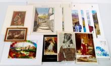 14 Pieces of Assorted Art