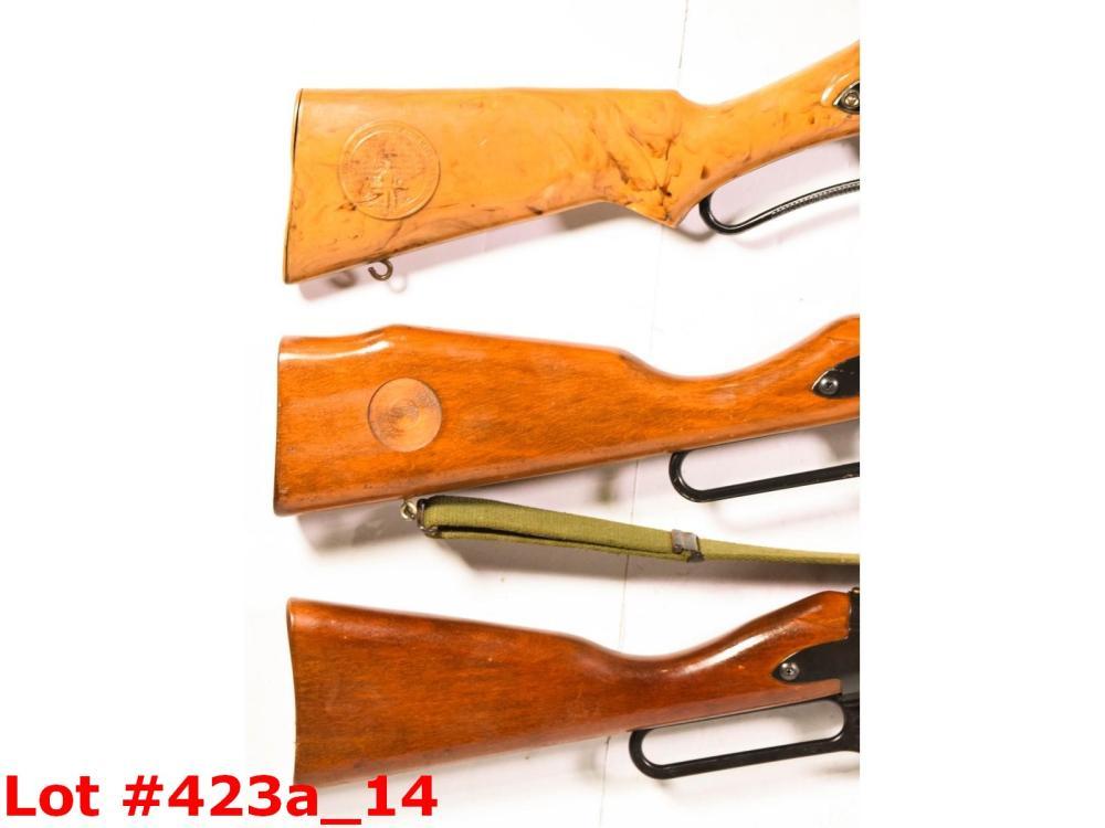3 Daisy Air Rifles Golden Eagle #95B #98 99
