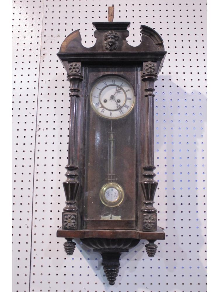 Victorian Era Wall Clock