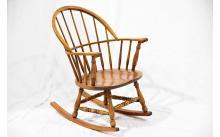 20th Century Wood Rocking Chair