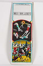 Mills Bros. Circus Poster