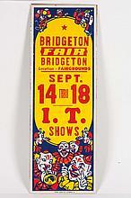 Bridgeton Fair Poster