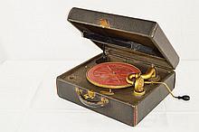 Victor Victrola Suitecase Portable Record Player