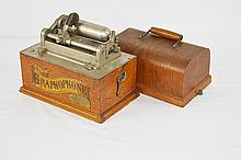 Columbia Cylinder Graphophone Type N