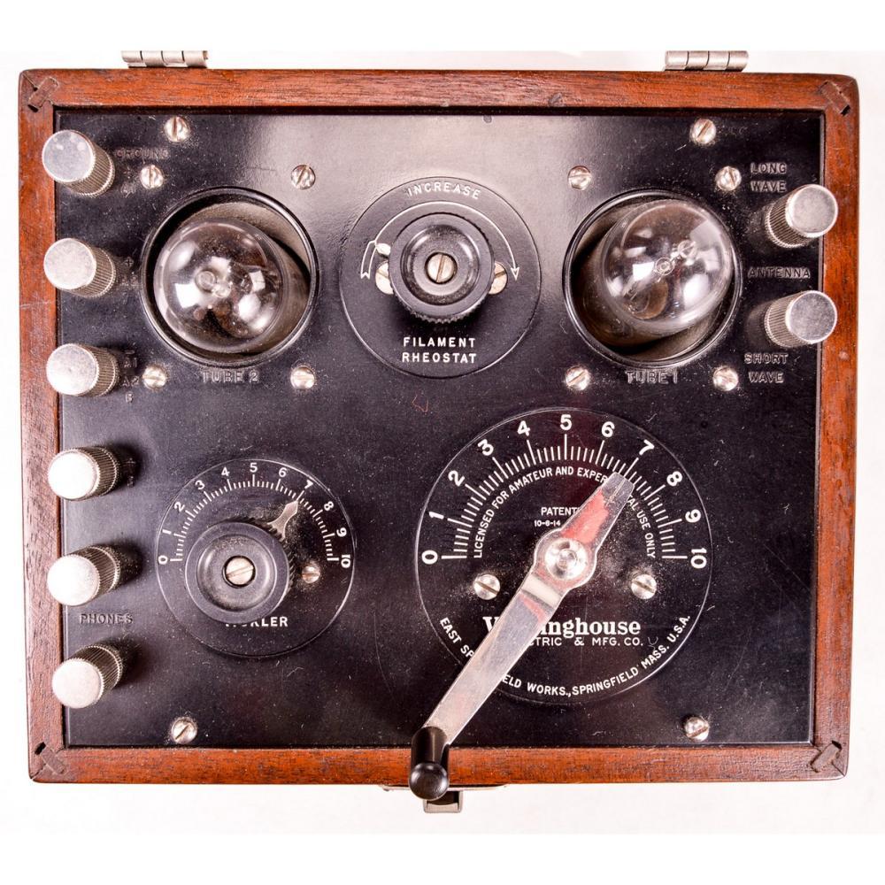 Radiola RS Regenerative Receiver & Amplifier