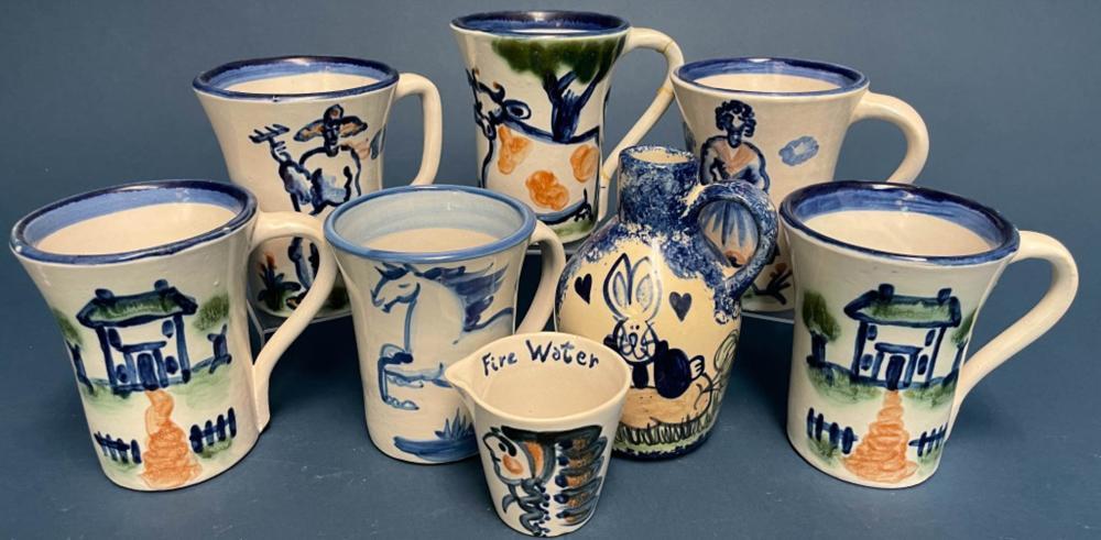 M.A. Hadley Pottery
