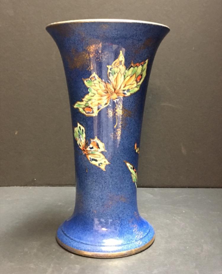 British Art Pottery Co Rialto Ware Fenton Vase