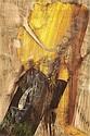 Anna Staritsky French, 1908-1981 Abstraction, circa 1958-68, Anna Staritsky, Click for value