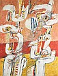 Latiff Mohidin Malaysian, b. 1938 Pago-Pago Series, 1968, Latiff Mohidin, Click for value