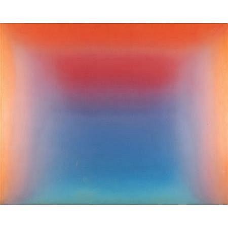 Leon Berkowitz American, 1919-1987 Solomon's Temple, 1987