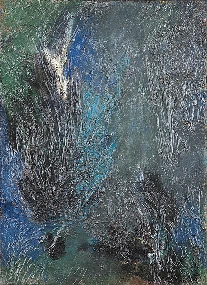 Albert Kotin American, 1907-1980 Untitled, circa 1959