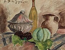 Andre Dunoyer de Segonzac French, 1884-1974 Le Melon