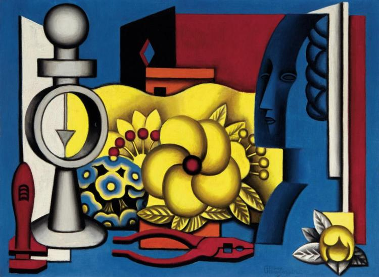 Jean Metzinger French, 1883-1956 Nature Morte, circa 1929