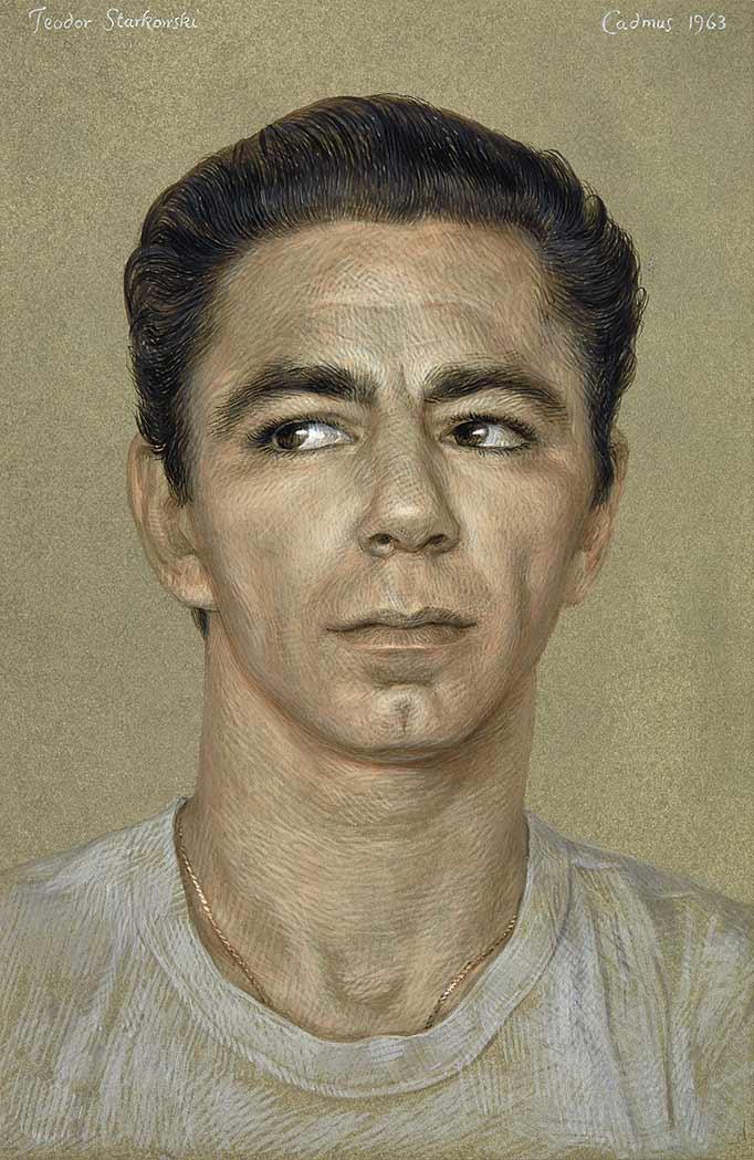 Paul Cadmus American, 1898-1954 Teodor Starkowski