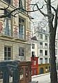 Rotislaw Racoff Polish, 1904-1982 View of Paris, Rastislaw Racoff, Click for value