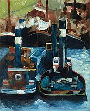 Gerrit Benner Dutch, 1897-1981 Untitled