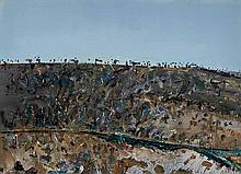 Frederick Ronald Williams Australian, 1927-1982 The Murrumbidgee River at Cavan, 1977