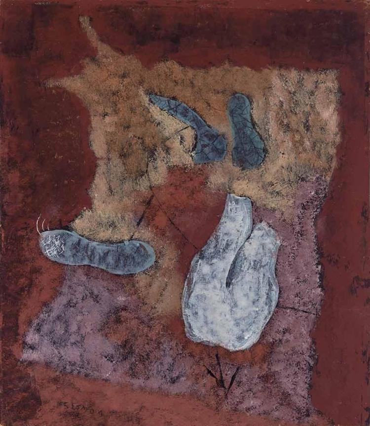 Theodoros Stamos Greek/American, 1922-1997 Untitled, 1945