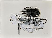 Helen Frankenthaler American, 1928-2011 Fire and Ice, 1983