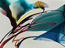 Paul Jenkins American, 1923-2012 Phenomena: Passing Dover, 1964