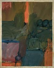 Joe Stefanelli American, b. 1921 Including Blue, 1965