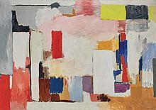 Giorgio Cavallon American, 1904-1989 Untitled #6, 1955-56