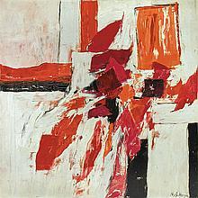 Kyle Morris American, 1918-1979 Quadrant, 1960