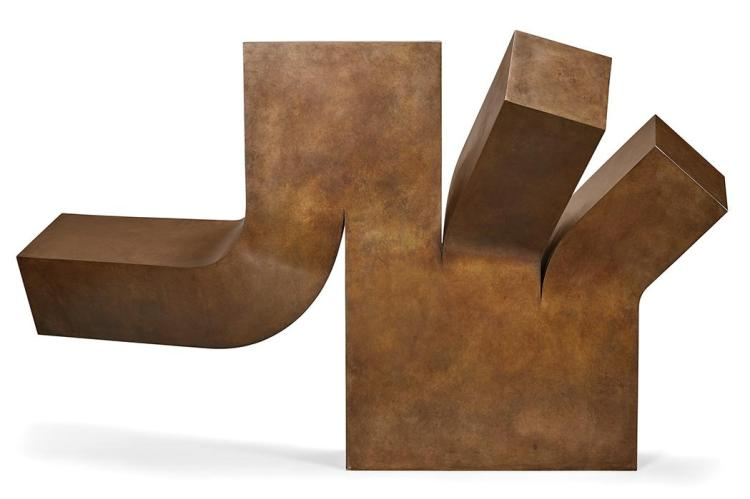 Clement Meadmore Australian, 1929-2005 Wallflower, 1987
