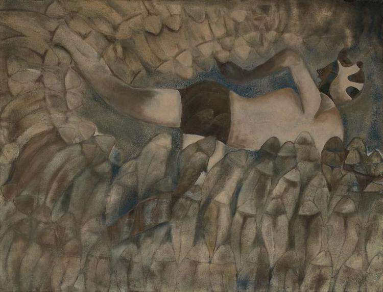 Francisco Toledo Mexican, b. 1940 Pescado Cabeza Grande (Benda Iquengola), 1975