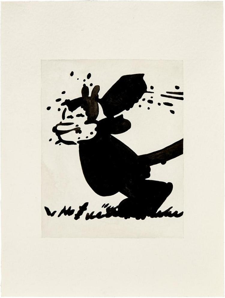 Sherrie Levine American, b. 1947 Krazy Kat, 1993