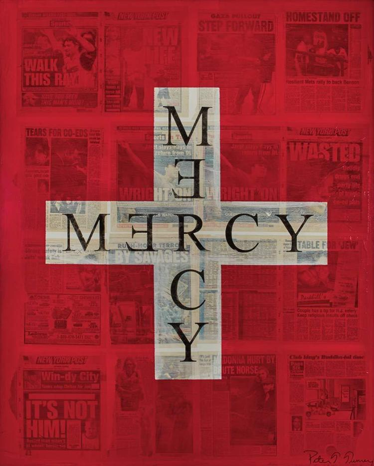 Peter Tunney American, b. 1961 Mercy Mercy, 2005-2006