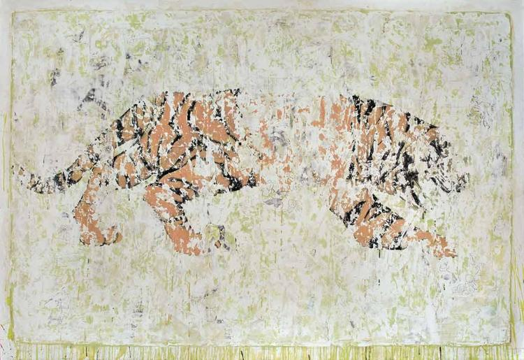 Nicole Charbonnet American, b. 1966 Tiger, 2007-08