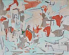 Esteban Vicente Spanish/American, 1903-2001 Untitled