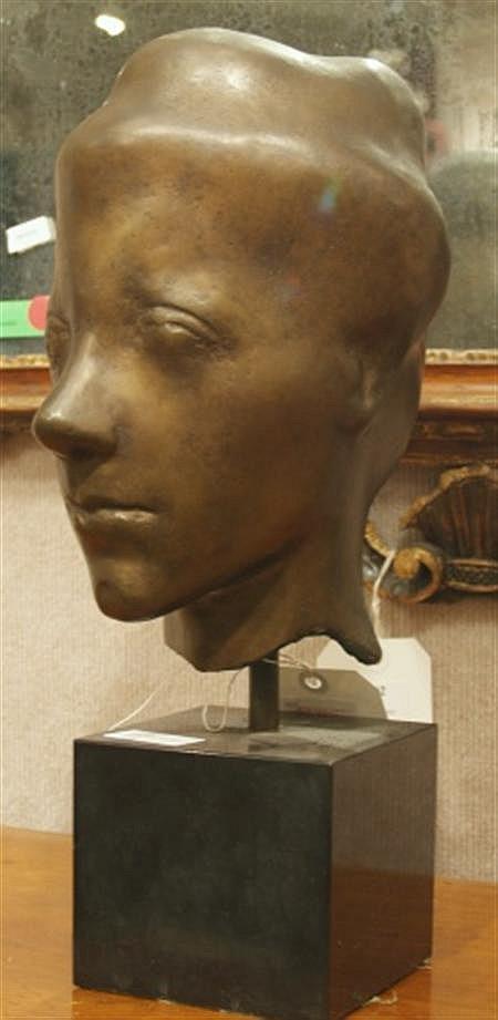 Peter Agostini American, 1913-1993 Kate's Head, 1945