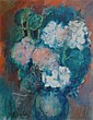 Yuli Blumberg American, 1894-1964 Flowers, 1959, Yuli Blumberg, Click for value