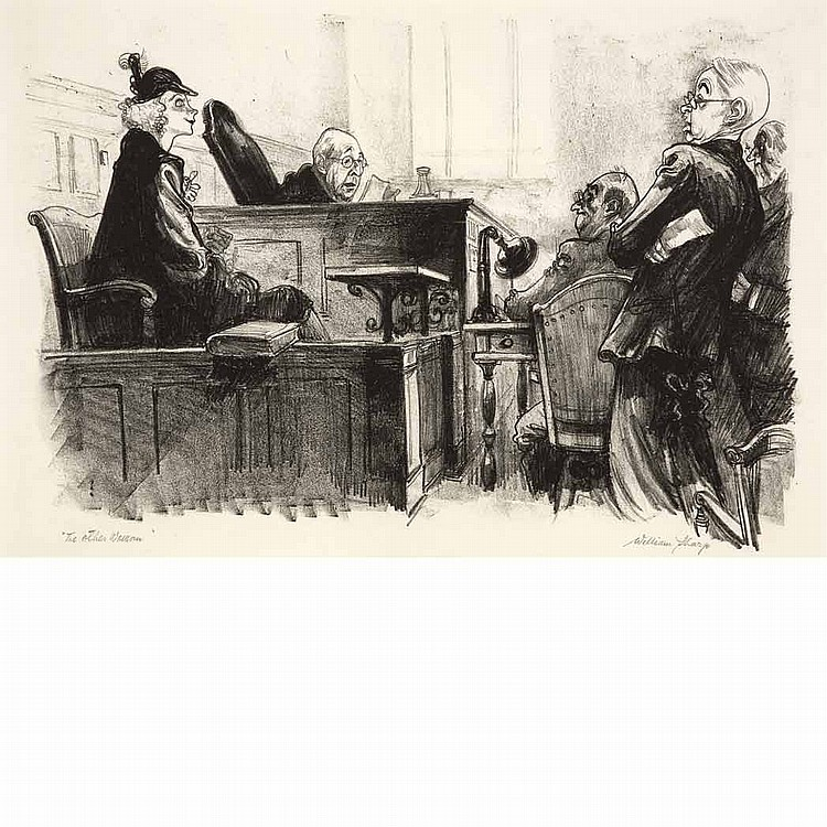 William Sharp Works On Sale At Auction Amp Biography