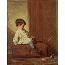 George Henry Story American, 1835-1923 Imagination