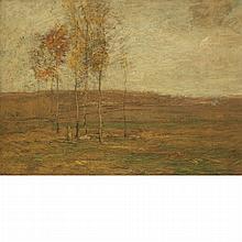 John Francis Murphy American, 1853-1921 Autumn, 1915