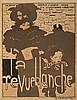 Pierre Bonnard LA REVUE BLANCHE Color lithograph, Pierre Bonnard, $400